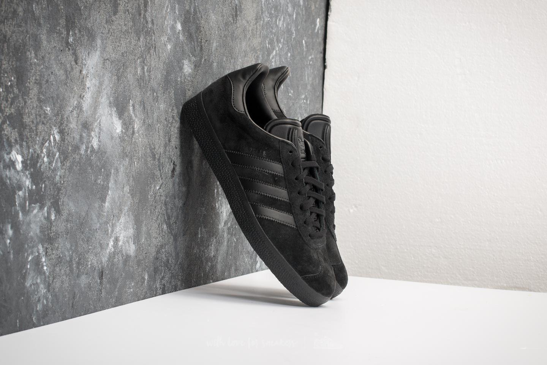 877bf0f8b35eef Lyst - adidas Originals Adidas Gazelle Core Black  Core Black  Core ...