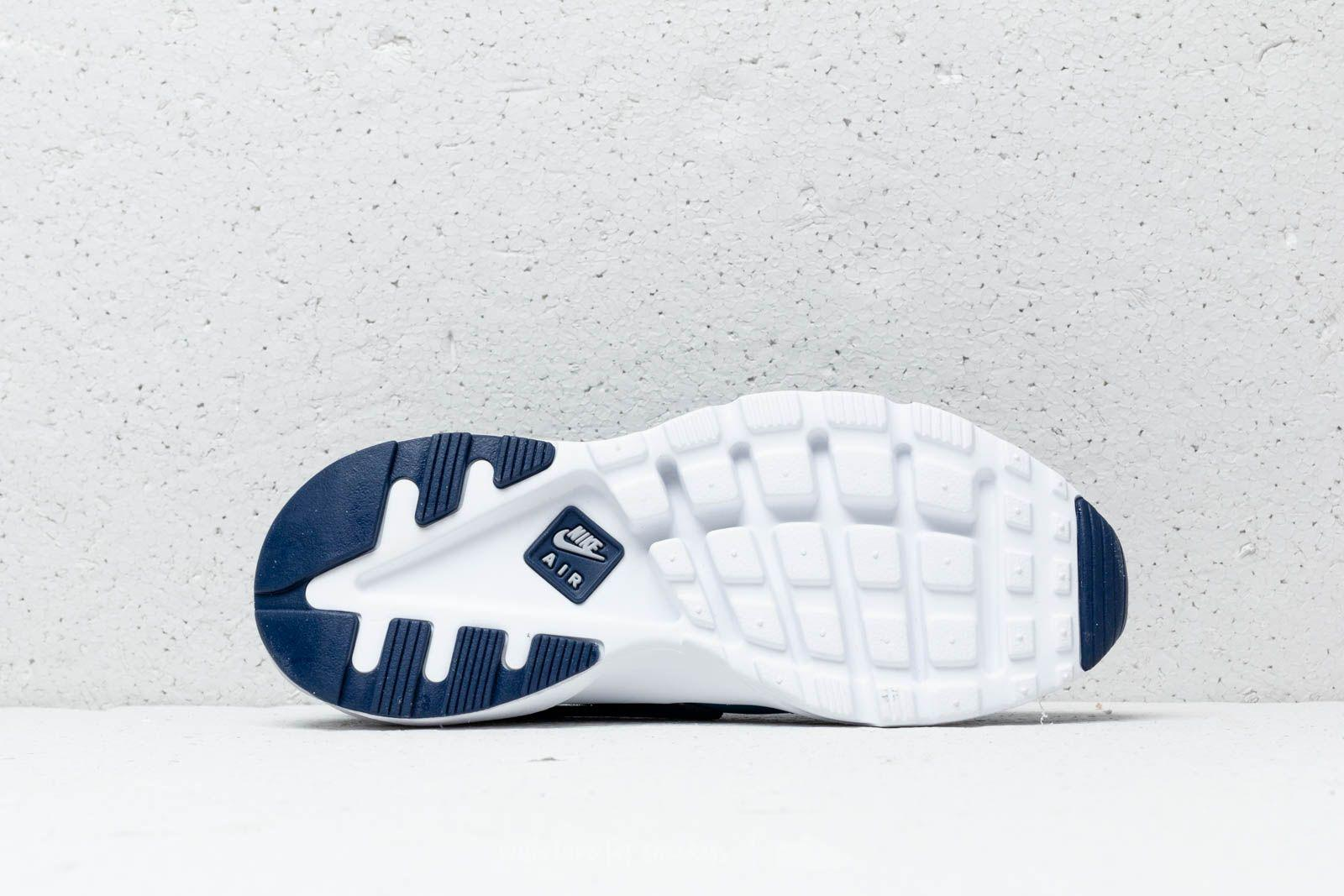 66a7f0efca9d6 Lyst - Nike Air Huarache Run Ultra Gs Blue Force  Wolf Grey-blue ...