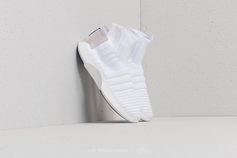 huge discount e25be 172fc Lyst - adidas Originals Adidas Crazy 1 Adv Sock Primeknit (a