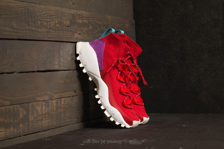 5574b98e63ff Lyst - adidas Originals Adidas Seeulater Winter Primeknit Scarlet ...