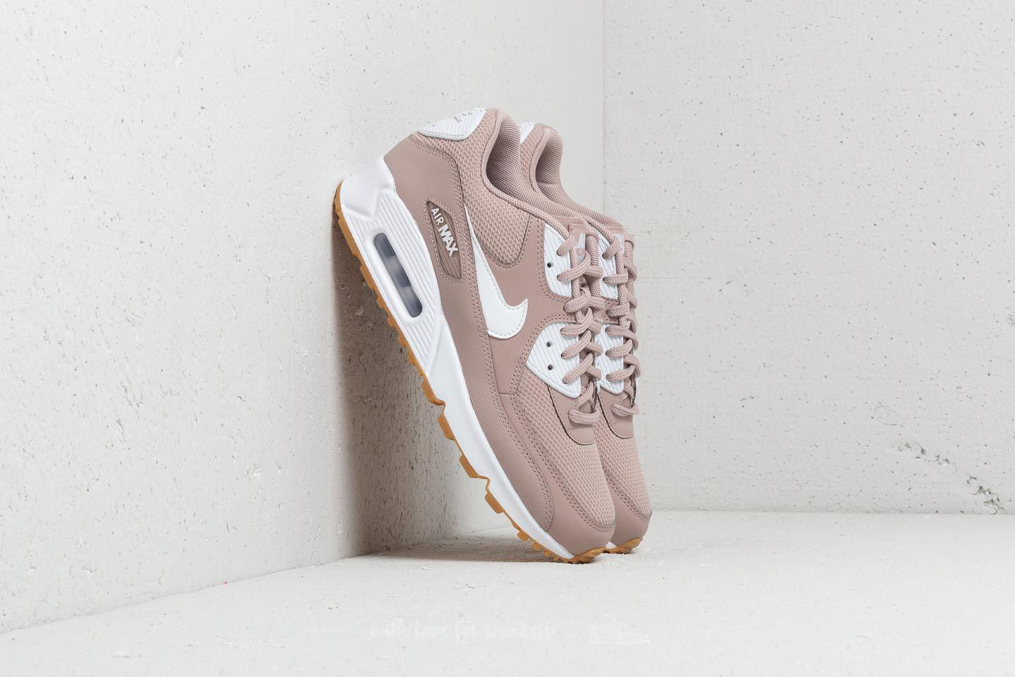 22a352c4c2 Nike Wmns Air Max 90 Diffused Taupe/ White in White - Lyst