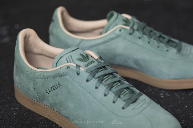 5333c6d4ec558b Lyst - adidas Originals Adidas Gazelle Decon Trace Green  Trace ...