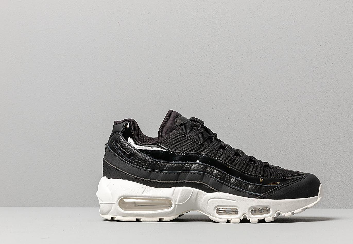 uk availability 706a5 647fc Lyst - Nike Wmns Air Max 95 Se Black  Black-summit White-platinum ...