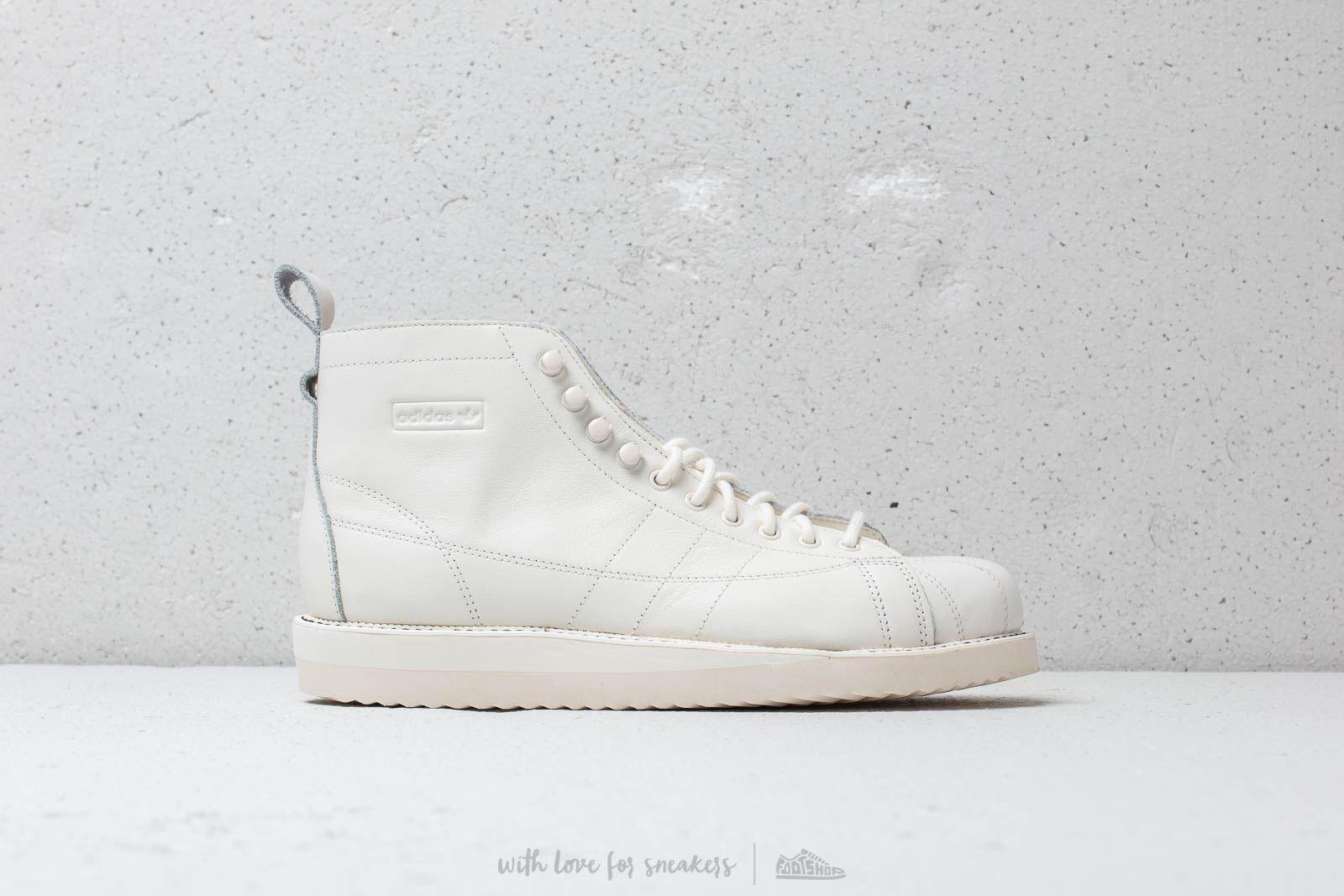 Lyst Adidas Originals Adidas Superstar Boot W Cloud White Cloud