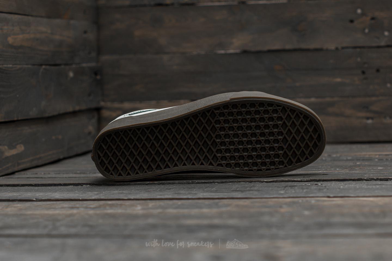 cb20666e3ba912 Lyst - Vans Old Skool (bleacher) Gray  Black  Gum in Black for Men