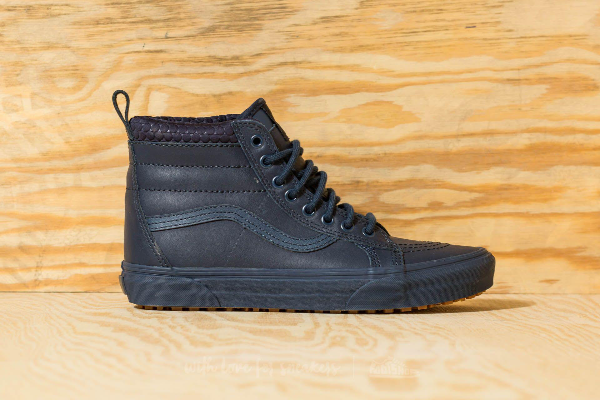 9f9de35ff8 Lyst - Vans Sk8-hi Mte Dress Blues  Mono in Blue for Men