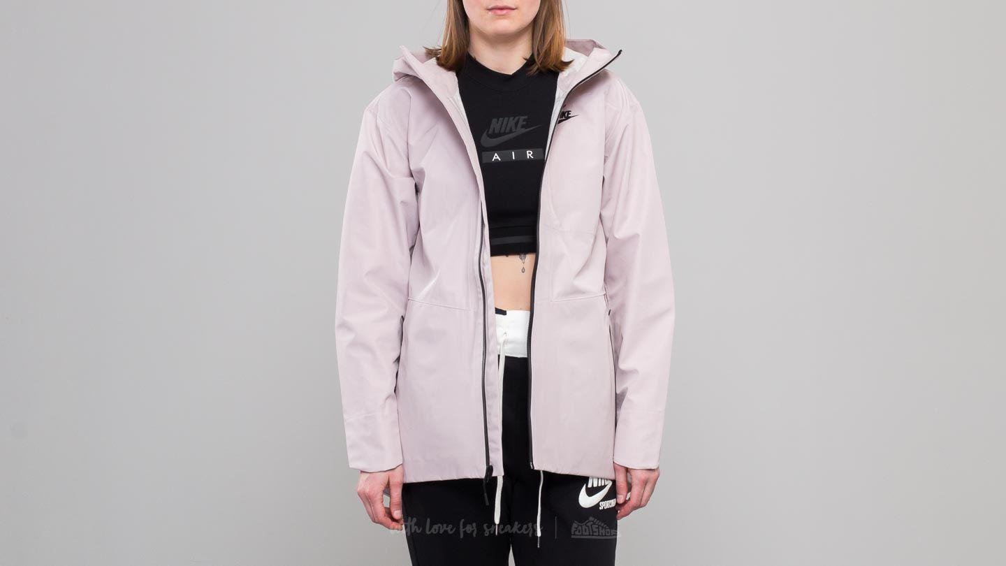 3efed32417dc Nike In Black Woven Tech Rose Lyst Particle Sportswear Jacket 4dqwT