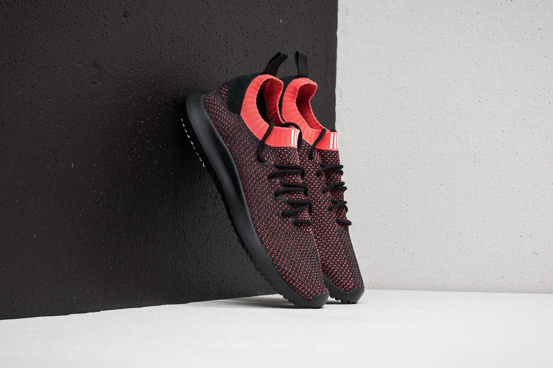 adidas Adidas Tubular Shadow Primeknit Core / Core / Trace Scarlet 8qNHs1kJ