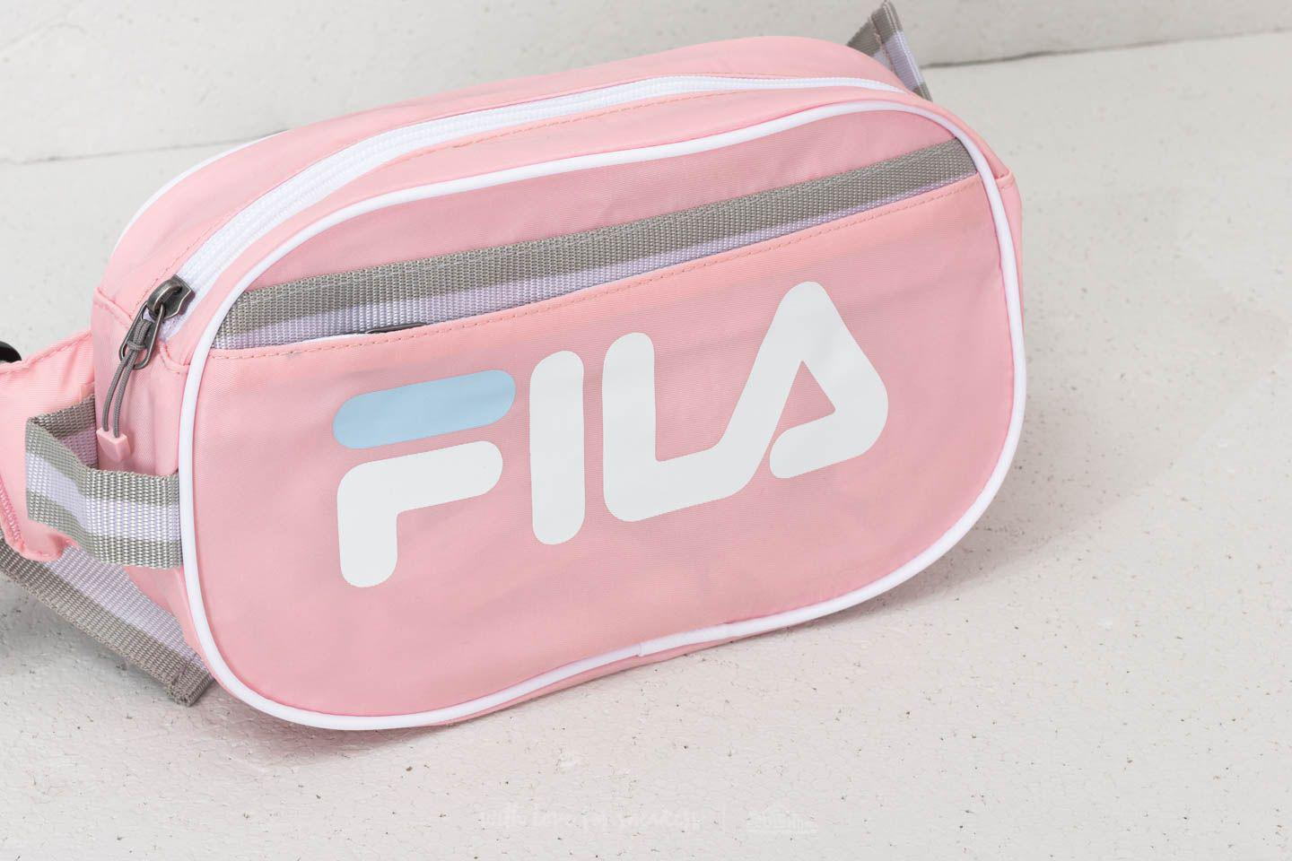 Lyst - Fila Bulky Waist Bag Coral Blush in Pink 3b86f1c8e19d3