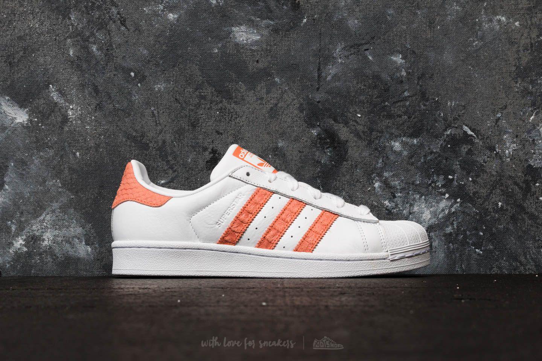 adidas Adidas Superstar W Ftw White/ Chalk Coral/ Off White 5klcTGhJm
