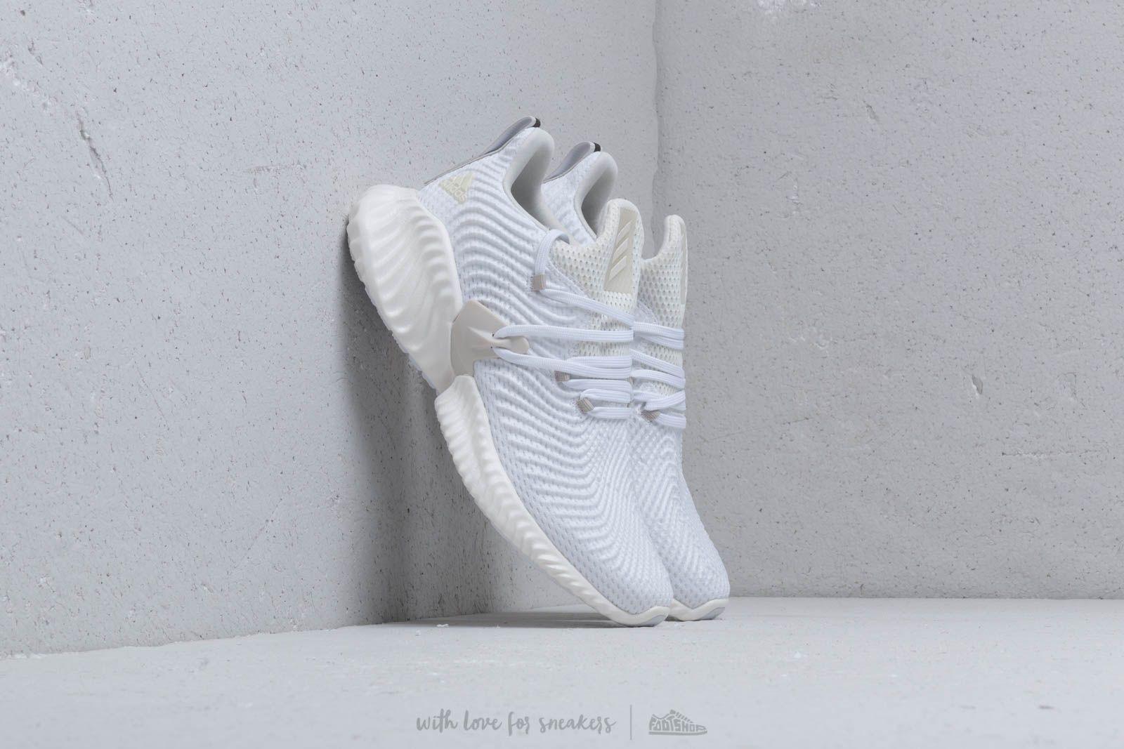 online store e4044 21856 adidas Originals. Mens Adidas Alphabounce Instinct M Off White Raw ...