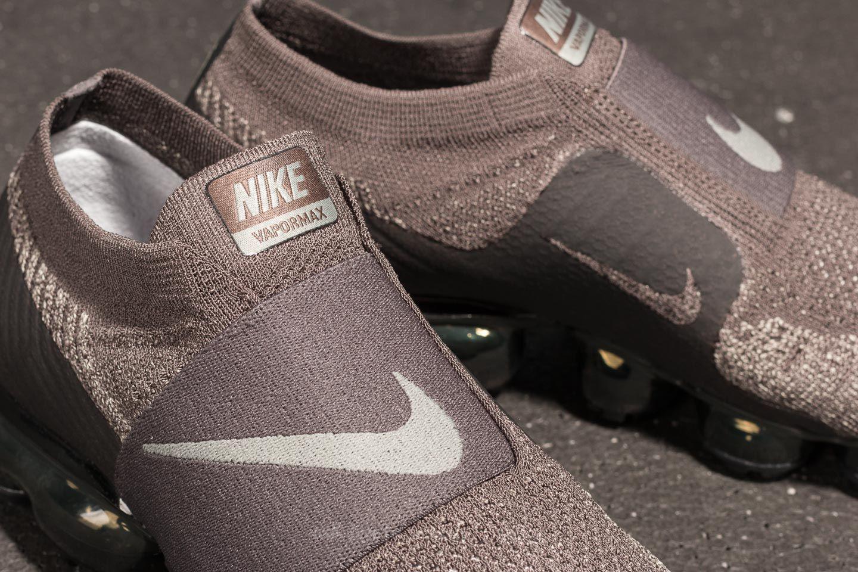 d65dc2acc2d3 Lyst - Nike Air Vapormax Flyknit Moc Midnight Fog  Dark Stucco in ...