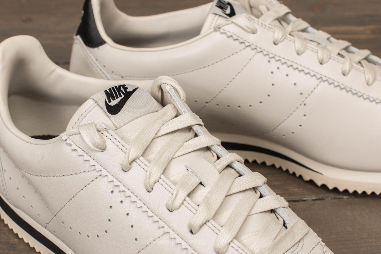 Lyst - Nike Classic Cortez Leather Premium Light Bone  Light Bone ... fb9026d39751