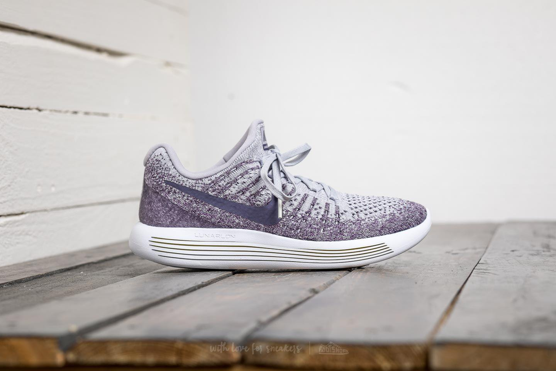 5e530f79a704 Lyst - Nike Wmns Lunarepic Low Flyknit 2 Provence Purple  Dark Raisin