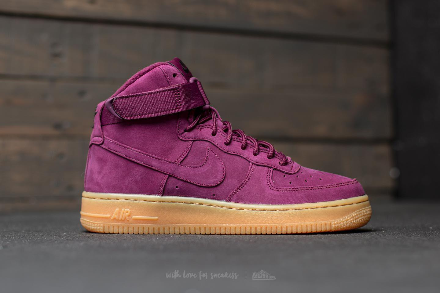 outlet store 67aec 5a987 spain nike air force 1 high purple white 93147 58322  australia gallery.  previously sold at footshop womens nike air force 60467 ed2fb