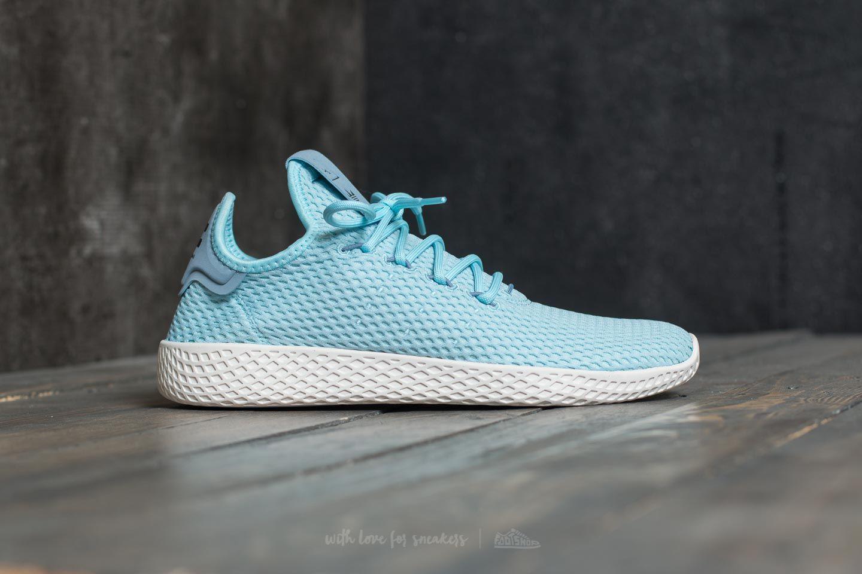 c755b76c8 Lyst - adidas Originals Adidas Pharrell Williams Tennis Hu Ice Blue ...