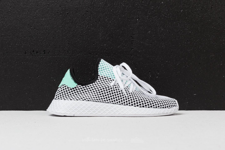 cheap for discount d577e 72748 Lyst - adidas Originals Adidas Deerupt Runner Core Black Eas