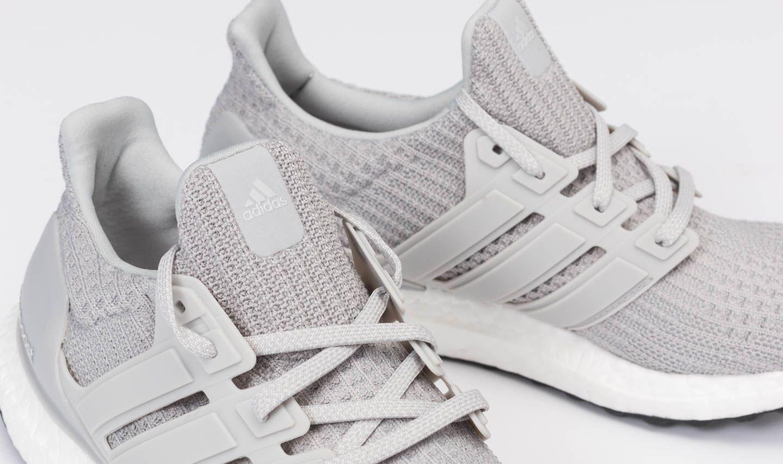 36165a5a2 Adidas Originals - Gray Adidas Ultraboost Grey Two  Grey Two  Core Black  for Men. View fullscreen
