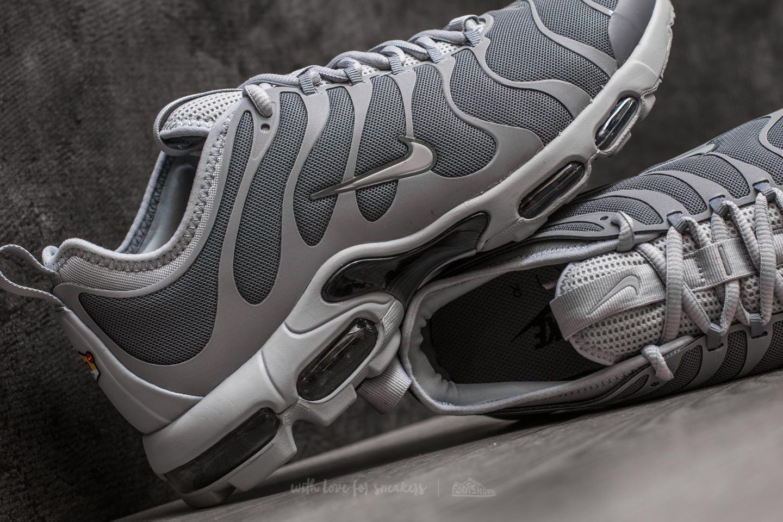 Lyst - Nike Air Max Plus Tn Ultra Cool Grey  Wolf Grey-black in Gray ... c8bb1381e