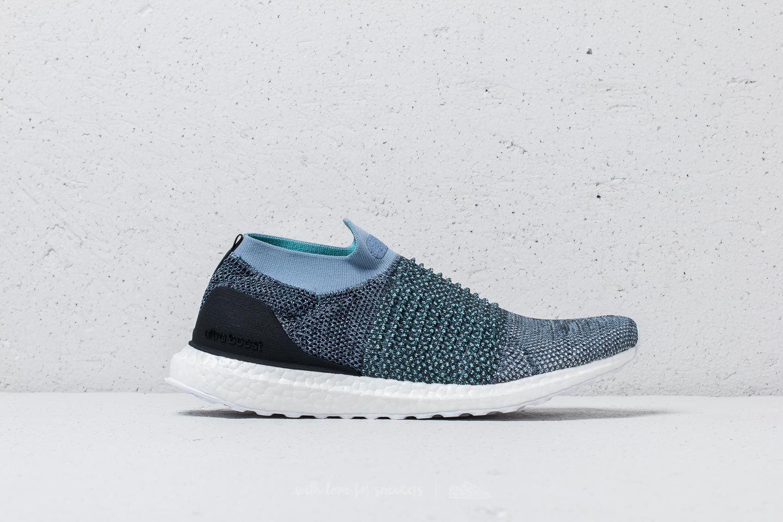 38e999ef0 Lyst - Footshop Adidas X Parley Ultraboost Laceless Raw Grey  Carbon ...