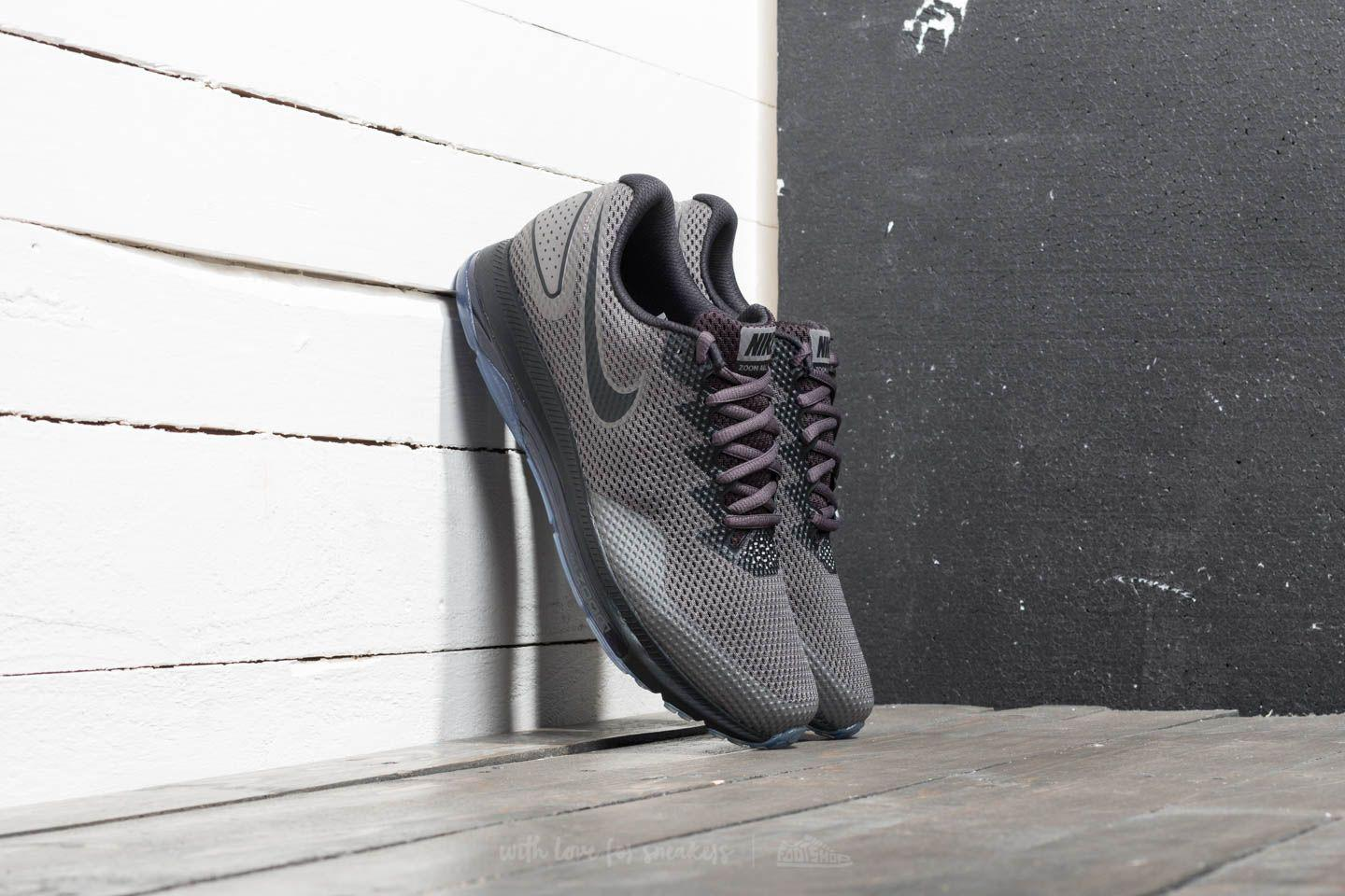 b60500c17227 Lyst - Nike Zoom All Out Low 2 Midnight Fog  Black-obsidian in Black ...