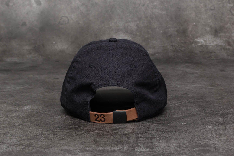 8edd4819c49 ... discount code for lyst nike h86 jumpman washed cap black in black for  men ac67b 20df4