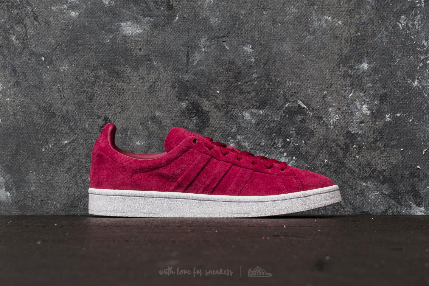 official photos b0223 9607f Adidas Originals - Multicolor Adidas Campus Stitch And Turn Mystery Ruby  Mystery Ruby Ftw. View fullscreen