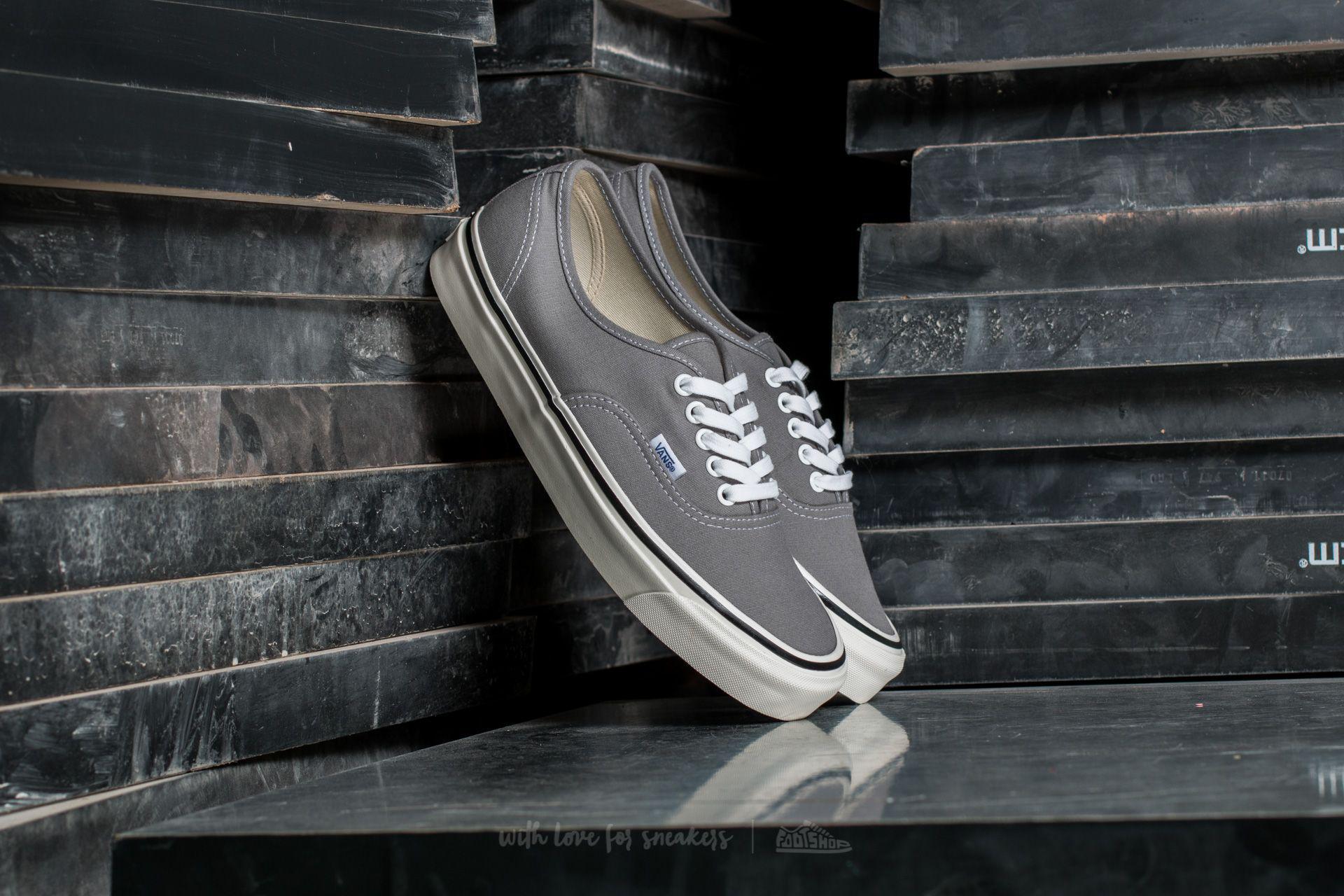 c6d80e62032 Lyst - Vans Authentic 44 Dx (anaheim Factory) Light Grey in Gray for Men