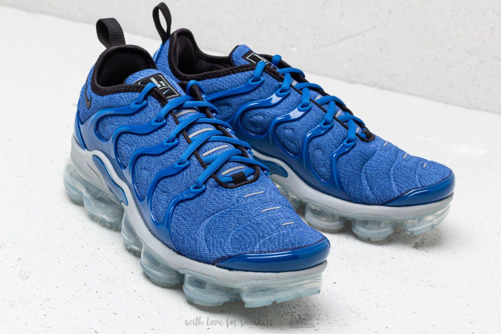 6af4ae6581 Nike Air Vapormax Plus Game Royal/ Black-wolf Grey in Blue for Men ...