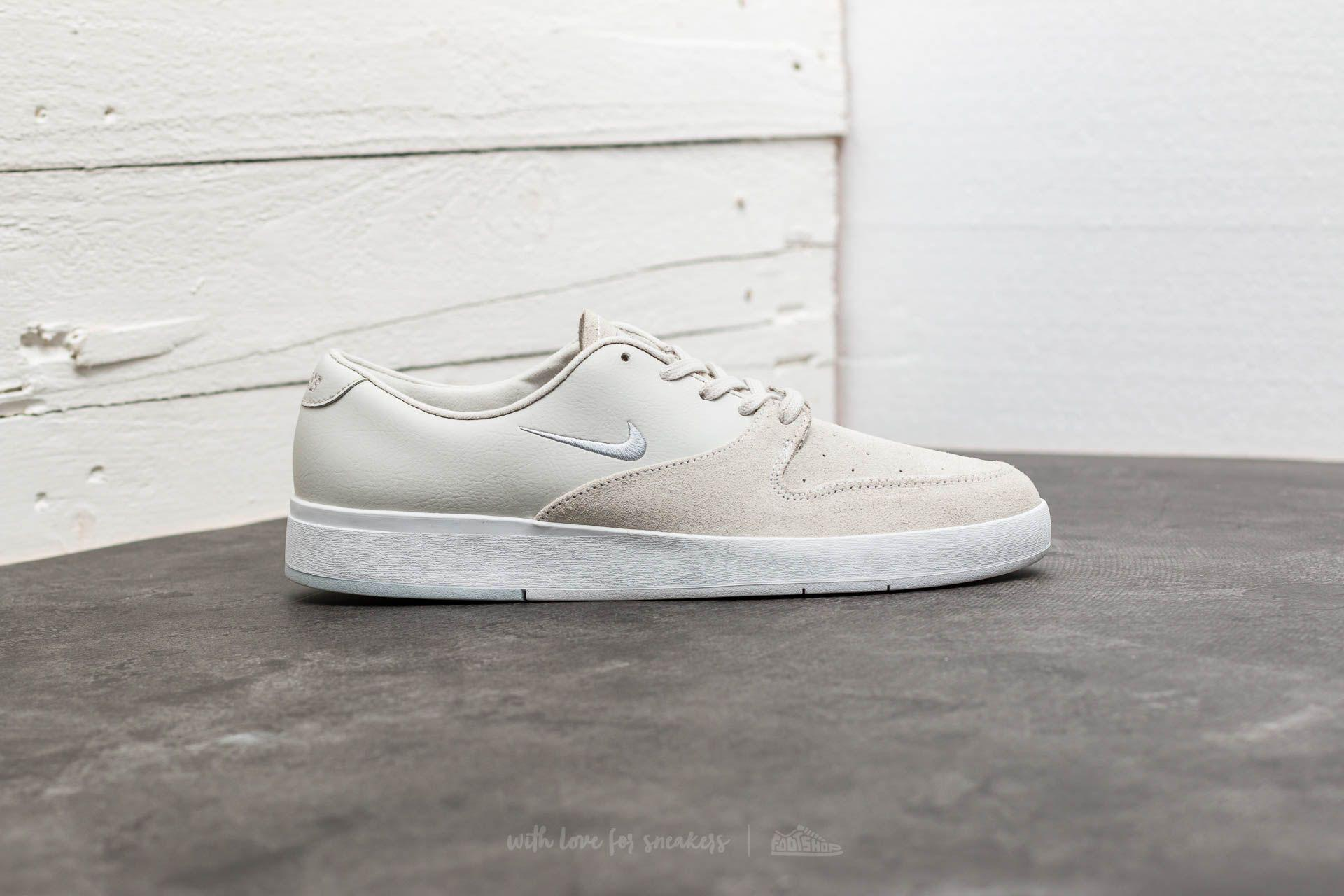 b899801fd82f ... hot lyst nike sb zoom p rod x white pure platinum black in white for men