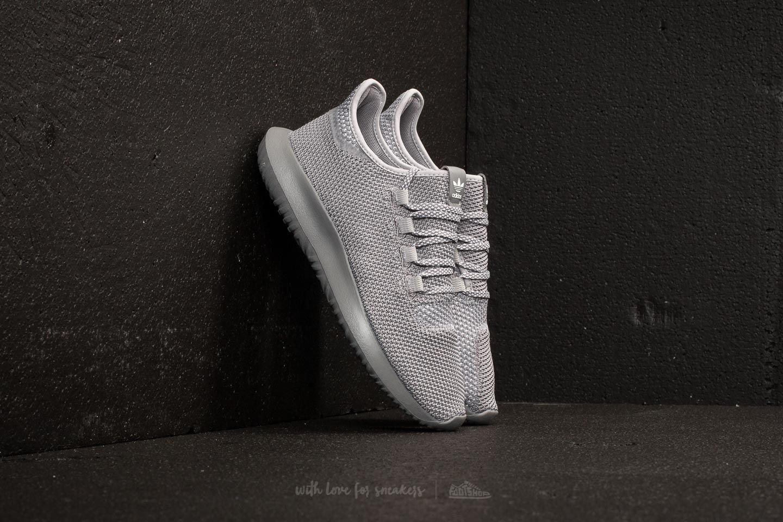 adidas Adidas Tubular Shadow Primeknit Core / Ftw White/ Grey Three k7rUPdLY