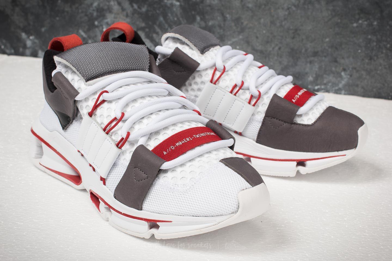 7ce5587d4c2 Lyst - Footshop Adidas Consortium Twinstrike A  d White  Core Black ...