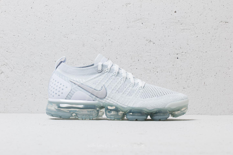 Nike Air Vapormax Flyknit 2 W White/ White-Vast Grey footshop Sportivo c7UPiGs08