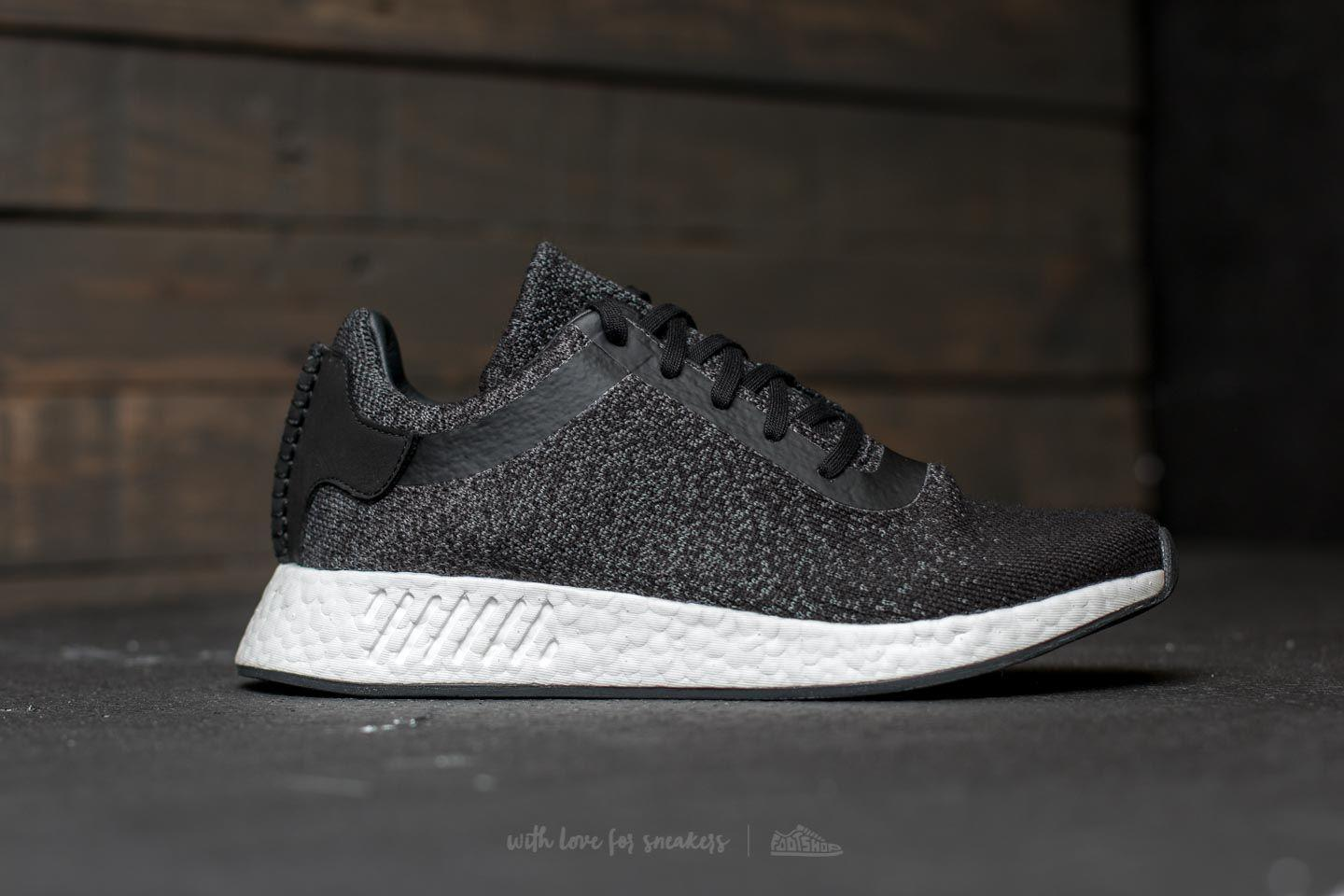 free shipping 97205 203d5 adidas Originals Adidas Wings + Horns Nmd R2 Core Black  Utility ...