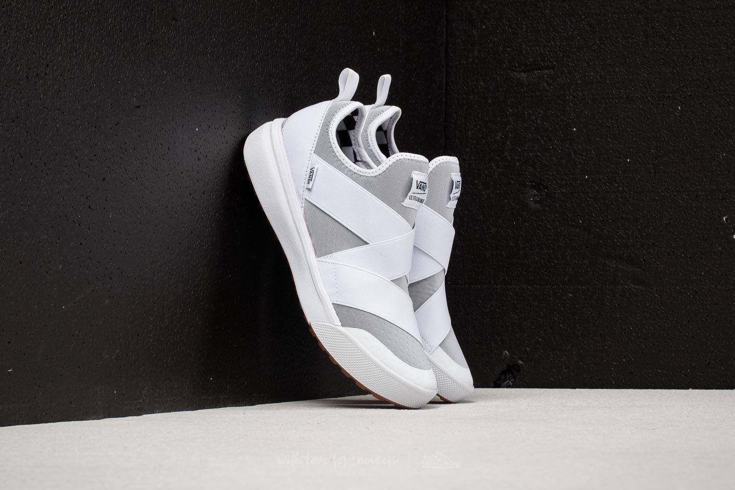 3818f9646c1 Lyst - Vans Ultrarange Gore True White in White