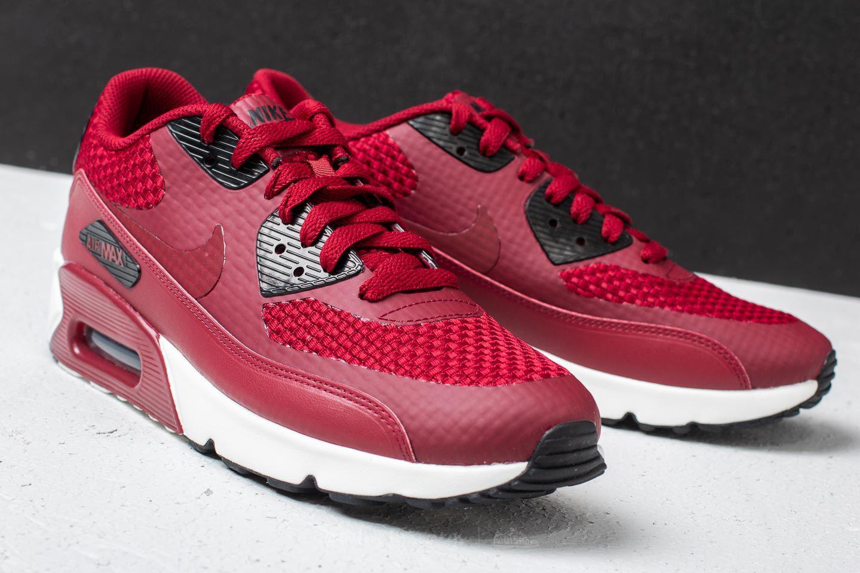 1c51797689 Lyst - Nike Air Max 90 Ultra 2.0 Se Team Red  Team Red-black-sail in ...