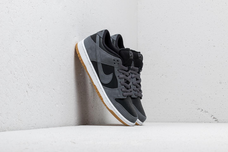 3a85057ea8c7 Lyst - Nike Sb Dunk Low Trd Dark Grey  Dark Grey-black in Gray for Men
