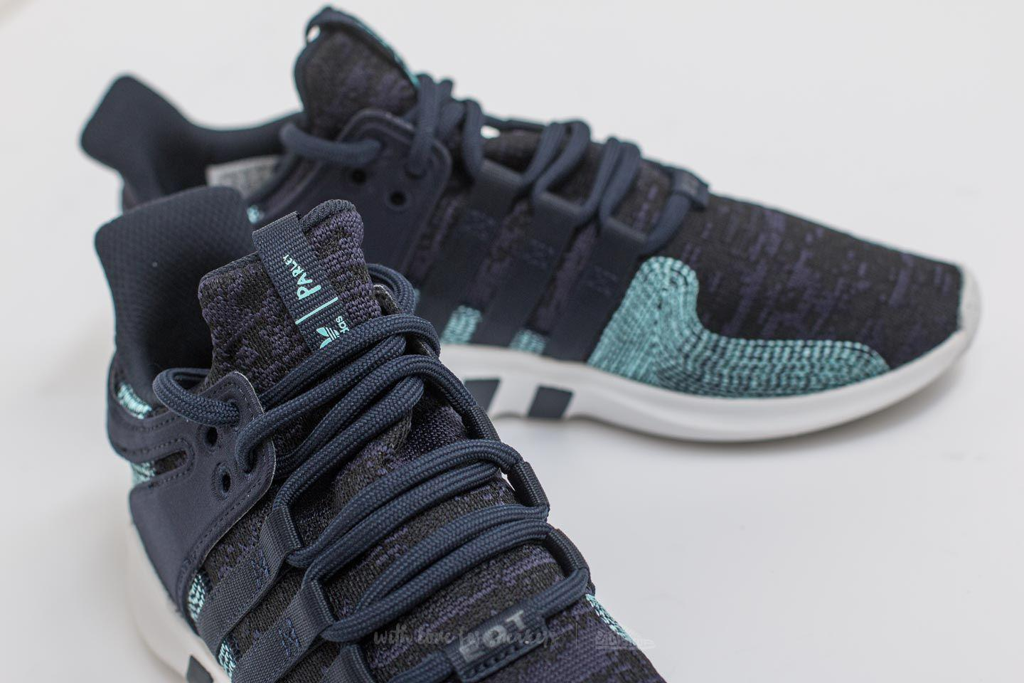Lyst - adidas Originals Adidas Eqt Support Adv Ck Parley Legend Ink ... 38917326456b6