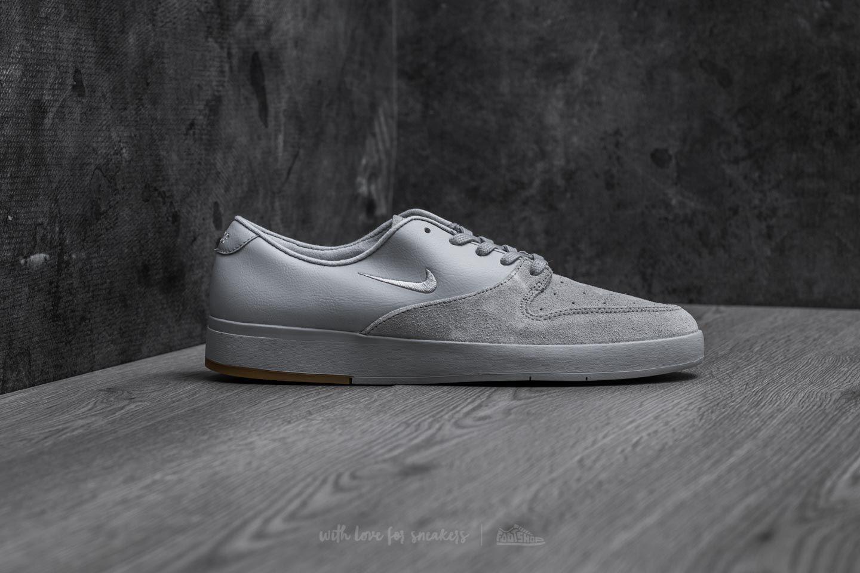 b4ee09ac16a7 Lyst - Nike Sb Zoom P-rod X Wolf Grey  Wolf Grey cool Grey in Gray ...
