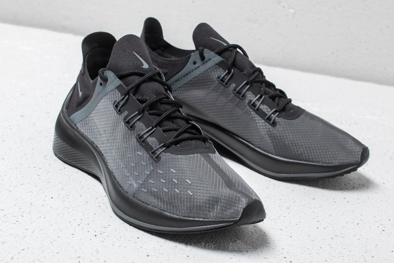 5cad433b3796 Lyst - Nike Exp-x14 (gs) Black  Dark Grey-wolf Grey in Gray