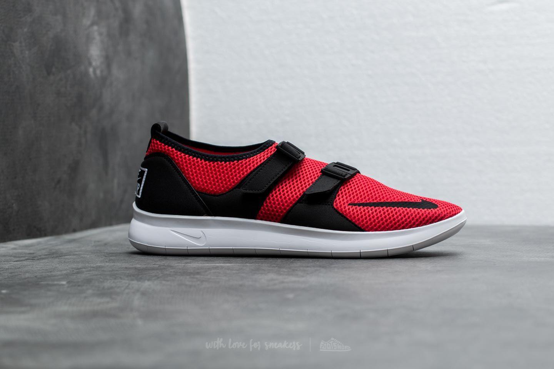 9f1c7394fb6a Lyst - Nike Air Sockracer Se University Red  Black-white in Red for Men