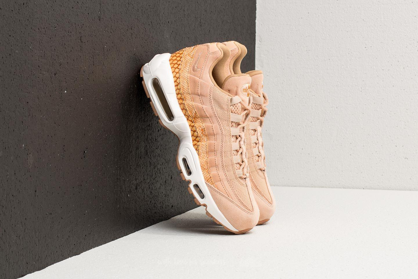 new products 6fe1f 65660 Nike Air Max 95 Premium Se Vachetta Tan  Vachetta Tan for Men - Lyst