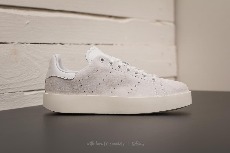 Lyst - adidas Originals Adidas Stan Smith Bold W Crystal White ... 0b4a1eb92