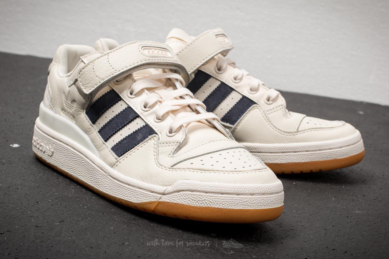 online store 073bf 72718 Lyst - adidas Originals Adidas Forum Low Chalk White Trace B
