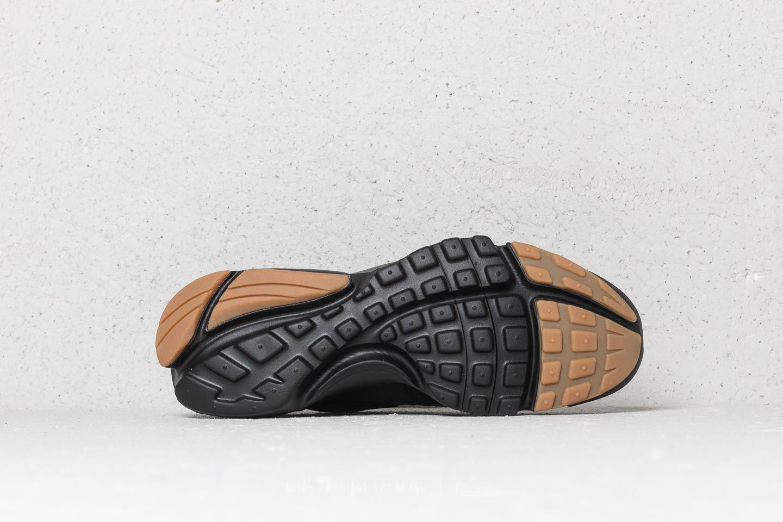25ca4f2fa50c1 Lyst - Nike Presto Fly Premium (gs) Black  Black-gum Light Brown in ...