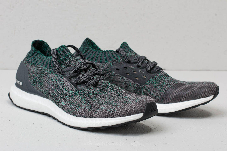 adidas Adidas Ultraboost Uncaged Grey Two/ Grey Five/ Hi-Res Green 7Lr5LZ