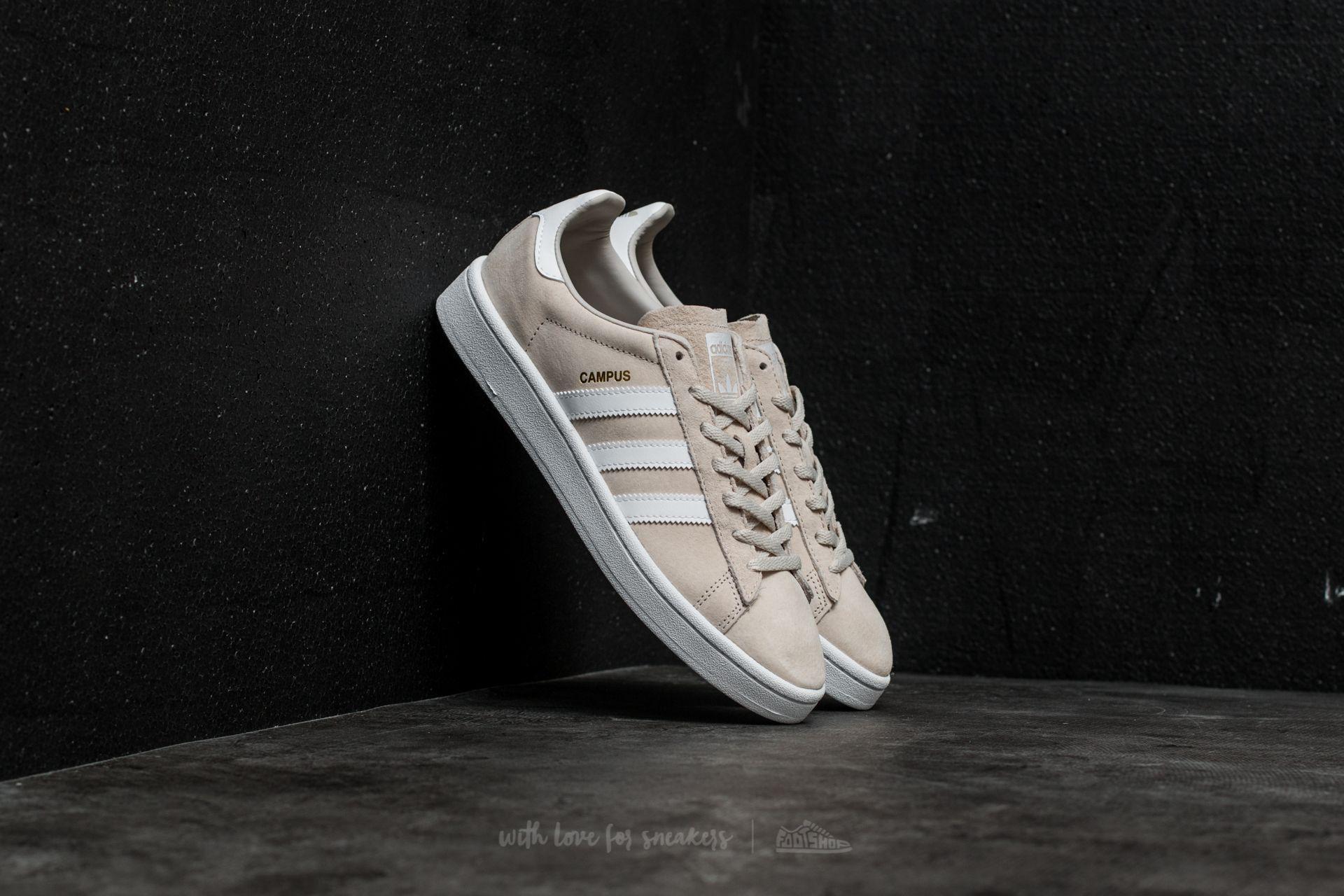 9a6830acde adidas Originals Adidas Campus W Clear Brown  Footwear White ...