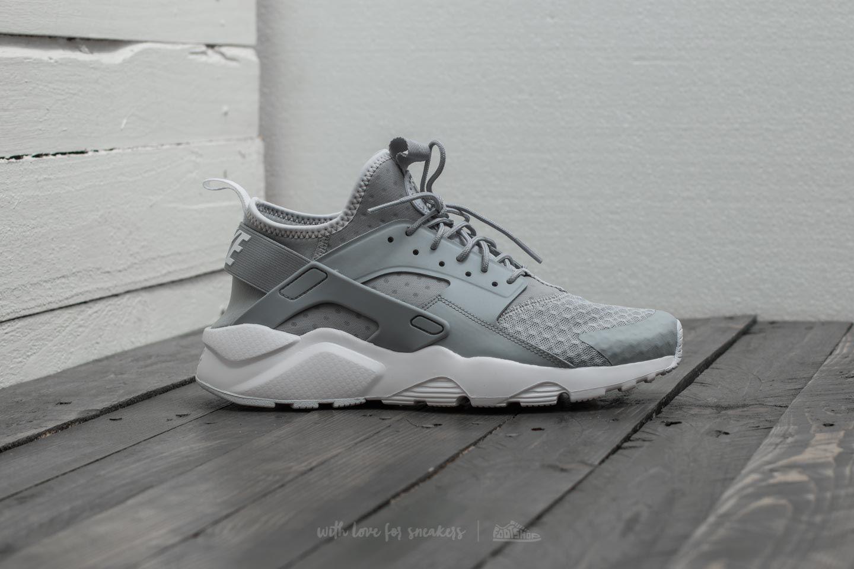 Lyst - Nike Air Huarache Run Ultra Wolf Grey  Pale Grey-white in Gray 725d3ea07