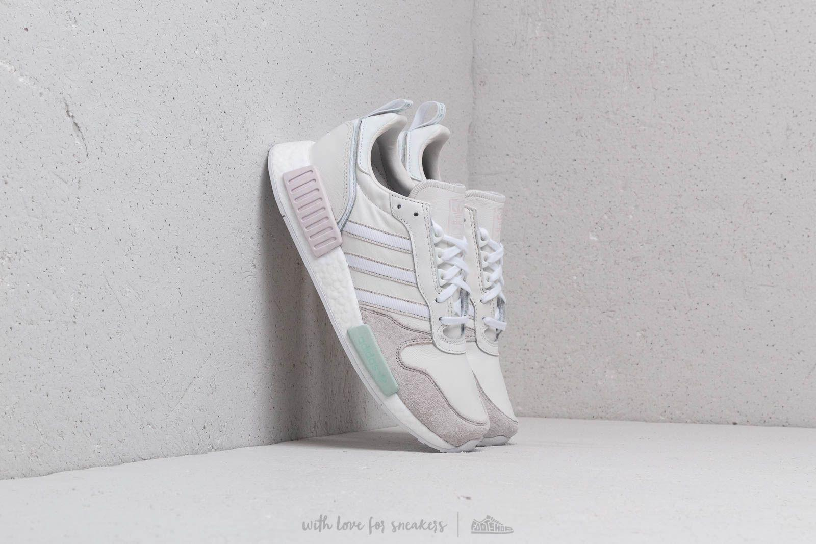 9f5b064c64fe1 Lyst - adidas Originals Adidas Rising Star X R1 Cloud White  Ftw ...