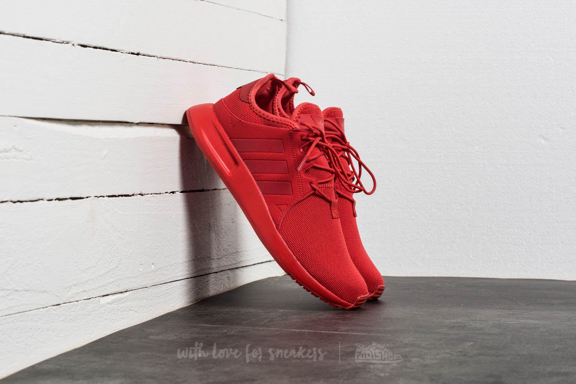 detailed look 6aad6 efe85 Lyst Adidas Rojo  Originals Adidas X plr Tactile Rojo  Adidas Trace Gris  Metalic a82fb7